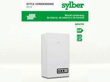 SYLBER - RIELLO CALDAIA A CONDENSAZIONE MURALE STYLE CONDENSING 25 SR A METANO