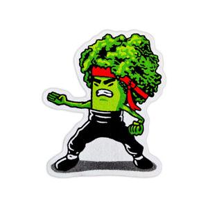 Custom Broccoli Vegetables Vegan Vegetarian Bruce Lee Floor Mat Carpet Rug Green
