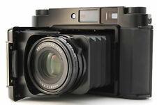 """ Almost Mint "" Fujifilm Fuji GF670 Pro Black Medium Format Camera From JAPAN"