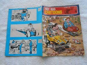 HOT ROD CARTOONS-(SEPTEMBER,1969)