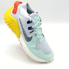 Nike  MEN SZ 7.5Running Wildhorse Blackened Blue/Mint Foam Shoes . WORN ONCE.CD1