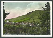 Castione della Presolana ( Bergamo ) -  cartolina viaggiata anni '50