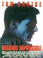 Mission Impossible Kinoplakat Filmposter Tom Cruise Voight Jean Reno Agent Spion