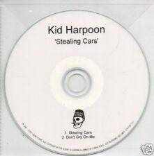 (580Q) Kid Harpoon, Stealing Cars - DJ CD