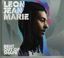 (AX822) Leon Jean Marie, Bent Out Of Shape - DJ CD