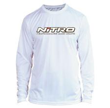 Nitro Boats Long Sleeve Microfiber Upf Fishing Shirt