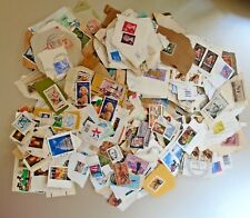 USPS United States & Other Countries Postage Stamps Used Canceled 100 +