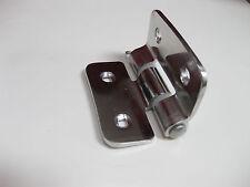 In acciaio INOX Heavy Duty cerniera 92x82mm BARCA Cavallo BOX PORTA CASE Crate Camion
