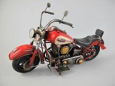 Motorrad Moto Guzzi Bike Harley Deko Blech Retro Nostalgie  Geschenk