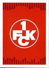 TOPPS Bundesliga 2017/2018 - Sticker 289 - 1. FC Kaiserslautern Logo