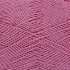 King Cole Bamboo Cotton 4ply - Rose - 1649 kc bamboo cott 4ply