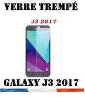 vitre protection verre trempé film protecteur écran pour Samsung Galaxy J3 2017