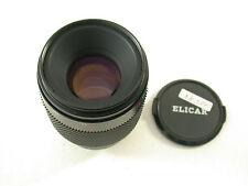 Elicar Canon FD 1:1 macro 2,5/90 90 90mm f 2,5 V-HQ macro ADAPT. MFT Nex/17