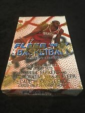 1996-97 Fleer Basketball Box Series 2 ***Kobe RC #203? Jordan Thrill Seekers?***