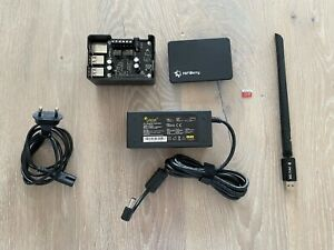 Raspberry Pi 3b + HiFiBerry Amp2 HAT Sound-Komplettpaket - Roon AirPlay Spotify