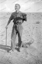 Negativo-Africa corpo-Sicilia-AFRICA-DAK - ITALIA-Wehrmacht-Osservatori-FRONT - 8