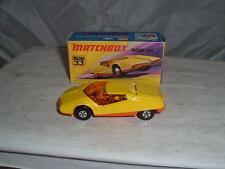 Matchbox superfast #33 datsun 126X avec sa boîte veuillez voir les photos