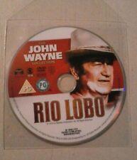 Rio Lobo (DVD, Disc only) Brand new. John Wayne.
