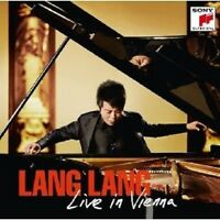 "LANG LANG ""LIVE IN VIENNA"" 2 CD NEU"