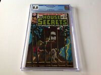 HOUSE OF SECRETS 81 CGC 8.0 NEAL ADAMS 1ST ABEL ORIGIN HOS MYSTERY DC COMICS