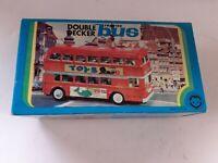 Gioco In Latta Autobus A Due Piani