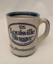 Vintage Stoneware H&B 100th Anniversary Louisville Slugger MLB Coffee Mug