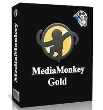 Media Monkey V4 Gold Edition 2019 Lifetime License Global