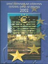 Irland Euro Münzen Kursmünzensatz 2002