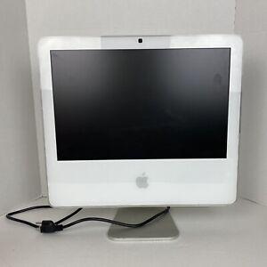 "Apple iMac G5 17"" PowerMac12,1  512 MB RAM Model A1144"