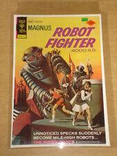 MAGNUS ROBOT FIGHTER #46 FN (6.0) GOLD KEY COMICS JANUARY 1977