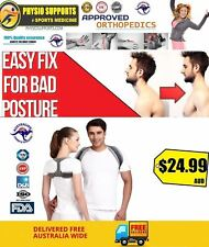 ISO Certified Clavicle Brace Posture Corrector Back Support Figure 8 Adjustable Extra Large