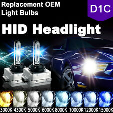 Replacement Bulbs HID Xenon Low Beam Headlight Pair D1S D1R D1C 5K 6k 8k 10k 12k