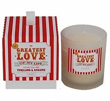 Cherry Round Scented Candles Lights