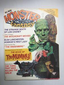 Monster Fantasy (1975) #2 5.0 (1975)