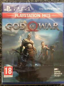 God Of War PS4 NEW & SEALED