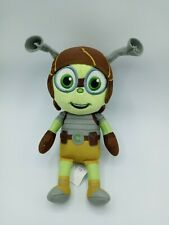 "Beat Bugs Crick 8"" Plush Insect Character Figure Netflix Show Toy"