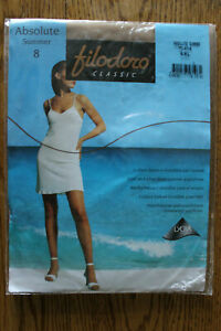 FILODORO CLASSIC ABSOLUTE SUMMER 8 PANTYHOSE 4XL
