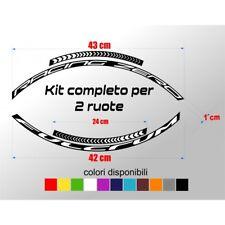 Kit completo adesivi cerchi bici da corsa fulcrum racing zero colore personalizz