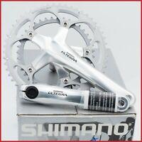 NOS SHIMANO ULTEGRA FC-6600 10S SPEED CRANKSET 175mm HOLLOWTECH II 53-39T BIKE