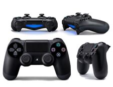 Sony PlayStation Dualshock 4 Wireless Controller - Jet Black. Control For PS4