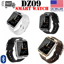 DZ09 Smart Wrist Watch Bluetooth GSM Phone For iPhone Samsung LG Sony US Seller