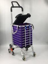 Shopping trolley - Foldable