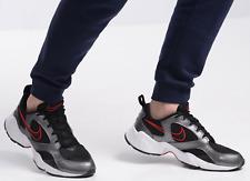 New Nike Men's Trainers/ NIKE  Air Heights/ Men's sneakers/ black/metallic grey
