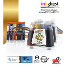 Rihac Inklink CISS PGI-670 CLI-671 cartridge Canon printer TS5060 TS6060