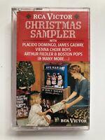 RCA Victor Christmas Sampler - RCA Victor – 09026-61840-4  - Cassette - 1993