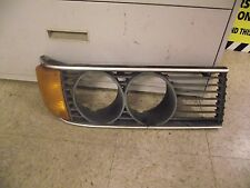 BMW E24 635CSI Coupe Headlight Front Lamp Grille Left & Marker OEM 51131838751
