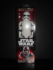 "Star Wars FIRST ORDER STORMTROOPER 12"" Action Figure Doll THE FORCE AWAKENS New"