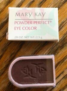 Mary Kay Powder Perfect Eye Color Shadow Truffle 5948 New Old Stock Rare