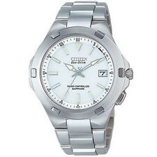 Citizen Eco-Drive Radio Control Sapphire Men's Watch AS5020-57A
