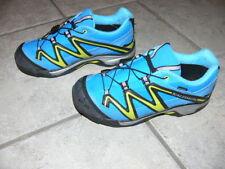 Salomon Schuhe Gr. 38 * Xt Wings Wp Slipper Schnüren Wasserdicht * wie NEU